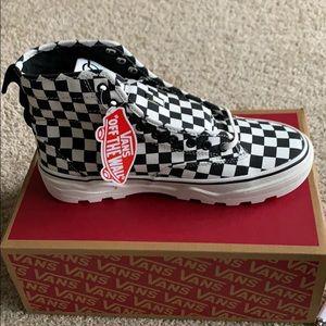Vans Canvas Checkered sneaker